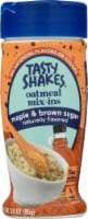 Tasty Shakes Maple & Brown Sugar Oatmeal Mix-Ins