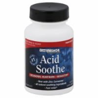 Enzymedica Acid Soothe Heartburn / Indigestion Supplement