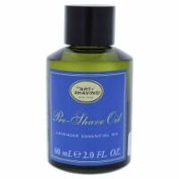 The Art Of Shaving Pre Shave Oil  Lavender Oil (Tester) 2 oz
