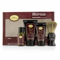 The Art Of Shaving The 4 Elements of the Perfect Shave MidSize Kit  Sandalwood 4pcs