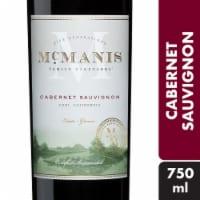 McManis Family Vineyards Cabernet Sauvignon Red Wine