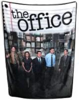 The Office Fleece Softest Throw Blanket - 1