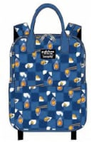 Loungefly Sanrio Gudetama Chopsticks Lazy Egg Nylon Backpack - 1