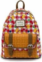Pikachu Picnic Basket Mini Backpack - 1