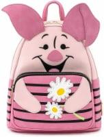 Winnie The Pooh Piglet Cosplay Mini Backpack - 1