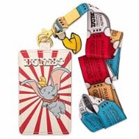 Loungefly Disney Dumbo Circus Lanyard With Cardholder - 1