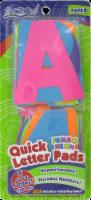 ArtSkills® Jumbo Project Neon Letters Pads