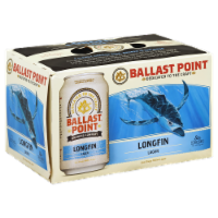 Ballast Point Longfin Lager Craft Beer