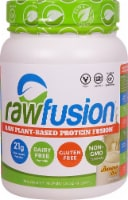 Rawfusion Plant-Based Banana Nut Protein Fusion Supplement