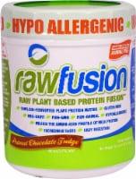 San Rawfusion Plant Based Protein Fusion™ - Peanut Chocolate Fudge