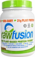 San  Rawfusion Plant Base Protein Fusion™   Peanut Chocolate Fudge