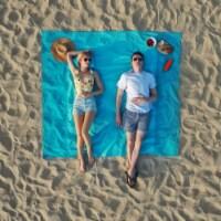 Compact Sand Free Beach Mat - 1
