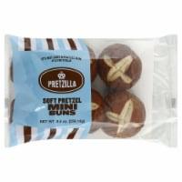Pretzilla Soft Pretzel Mini Buns