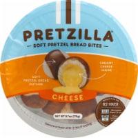 Pretzilla Cheese-Filled Soft Pretzel Bread Bites - 9.7 oz