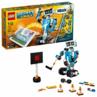 LEGO Boost Creative Toolbox 17101 Bluetooth Building and Coding Kit, 847 Pieces - 1 Unit