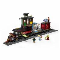 LEGO 70424 AR Hidden Side Ghost Train Express Building Kit (689 Pieces)