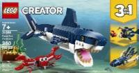 31088 LEGO® Creator Deep Sea Creatures Building Toy - 230 pc