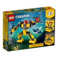 LEGO® Creator Underwater Robot Building Toys