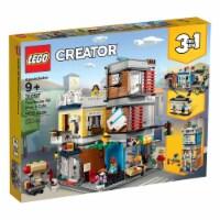 Lego 31097 Creator 3in1 Townhouse Pet Shop & Café Building Kit New Sealed Box - 1