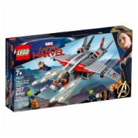 Lego 76127 Marvel Captain Marvel And The Skrull Attack New With Sealed Box - 1