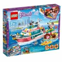 41381 LEGO® Friends Rescue Mission Boat - 908 pc