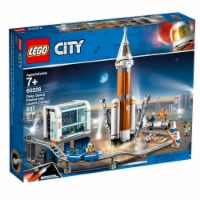LEGO® City Deep Space Rocket and Launch Control - 837 pc