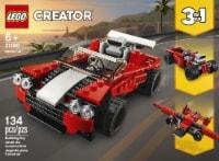 LEGO® Creator 3 in 1 Sports Car - 134 pc