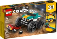 LEGO® Creator 3 in 1 Monster Truck Building Toy