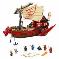 Lego 71705 Ninjago Legacy Destiny's Bounty Ninja Building Kit New With Box - 1