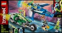 LEGO® Ninjago 71709 Jay and Lloyd's Velocity Racers - 322 pc