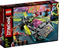 LEGO® 71710 NINJAGO® Ninja Tuner Car Building Toy - 419 pc