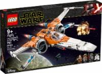 75273 LEGO® Star Wars Poe Dameron's X-wing Fighter - 761 pc