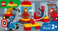 LEGO® Duplo Marvel Super Hero Adventures Super Heroes Lab V39 Building Toy - 30 pc