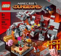 LEGO® Minecraft Dungeons The Redstone Battle Building Set - 504 pc