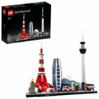 Lego 21051 Architecture Tokyo Skyline New With Box - 1