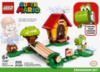 LEGO® Super Mario 71367 Mario's House & Yoshi Expansion Set