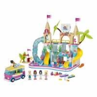 LEGO® Friends Summer Fun Water Park Building Set 41430 - 1 Unit
