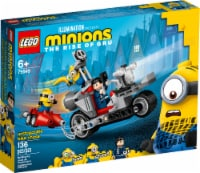 75549 LEGO® Minions Unstoppable Bike Chase - 136 pc
