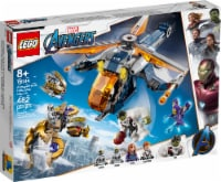LEGO® Marvel Avengers Hulk Helicopter Rescue Building Toy - 482 pc