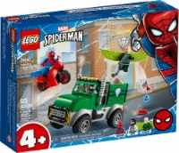 LEGO® Marvel Spiderman Vulture's Trucker Robbery Building Toy