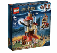 Lego 75980 Harry Potter Attack On The Burrow Set New With Sealed Box - 1