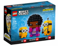 Lego 40421 Brickheadz Minions Belle Bottom, Kevin And Bob New With Sealed Box - 1