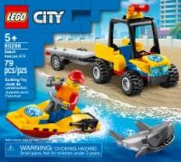 60286 LEGO® City Beach Rescue ATV