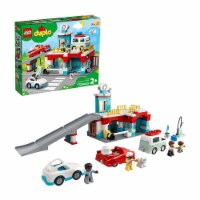 LEGO® Duplo Parking Garage And Car Wash Building Set 10948 - 1 Unit