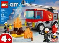 60280 LEGO® Fire Ladder Truck - 88 pc