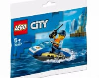 Lego 30567 City Police Water Scooter New With Polybag - 1