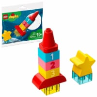 Lego 30332 Duplo My First Space Rocket Building Kit New With Sealed Bag - 1