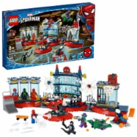 76175 LEGO® Marvel Spiderman Attack on the Spider Lair V39 - 466 pc