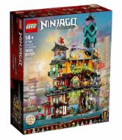 Lego 71741 Ninjago City Gardens New With Sealed Box - 1
