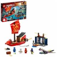 LEGO® Ninjago Legacy Final Flight of Destiny's Bounty - 147 pc